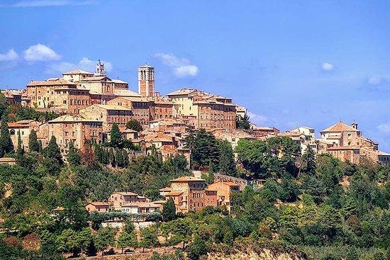 Siena och San Gimignano hel dag från ...