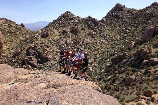 Scottsdale Rappelling Adventure
