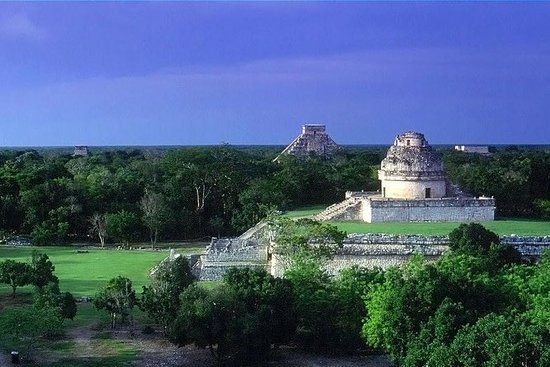 Chichen Itza Tour med Drop-Off i...