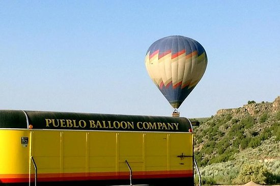 Rio Grande Gorge Balloon Ride