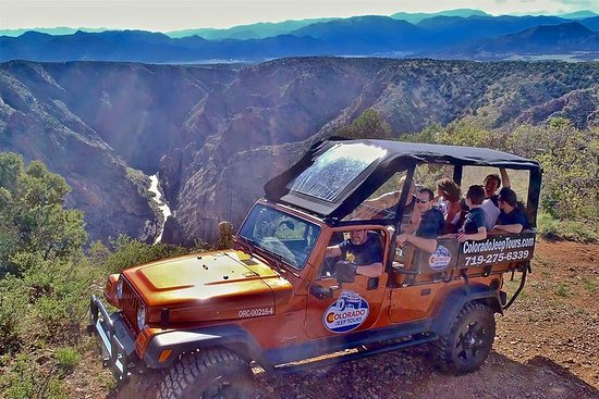 Full Day Royal Gorge and Red Canyon...