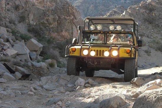 Excursão de Hummer de falha de San...