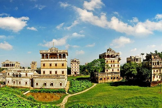 All Inclusive Private Kaiping Day...