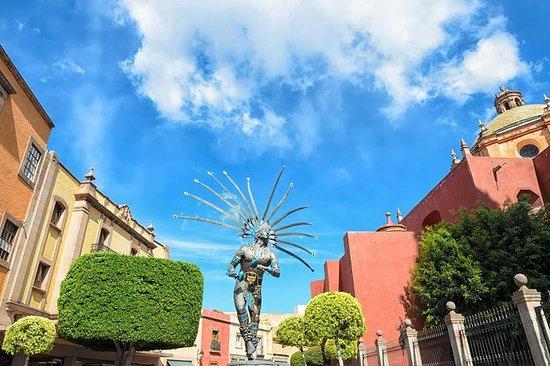 Queretaro dagstur från Mexico City