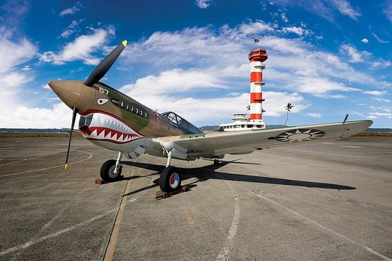 Museo de Aviación del Pacífico Pearl...