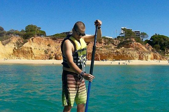 Bike N'SUP  - 自行车之旅和站立式单桨冲浪