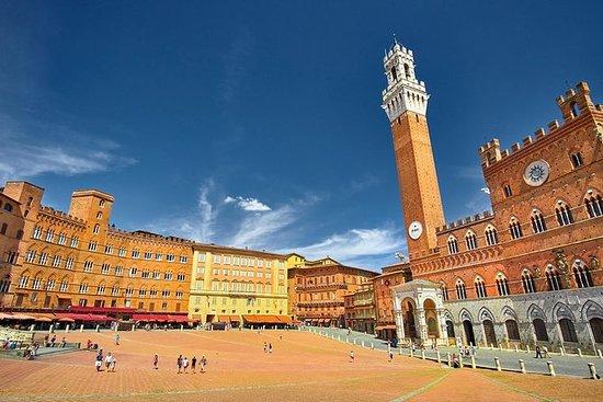 Excursión privada de un día: Siena...