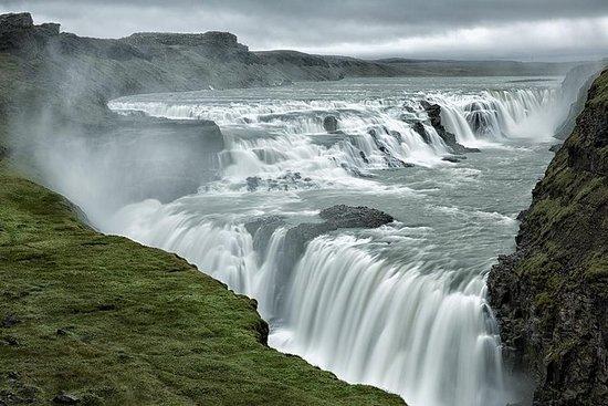 Udvidet Golden Circle Tour fra Reykjavik