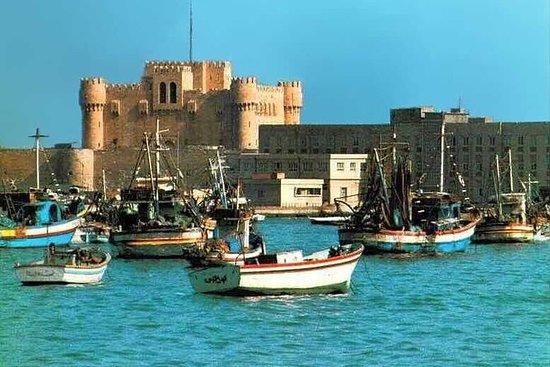 Private Tagestour von Kairo nach...