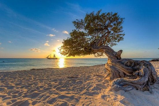 Jolly Pirate Sunset Sail Aruba
