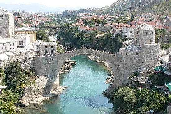 Mostar, Pocitelj og Blagaj dagstur