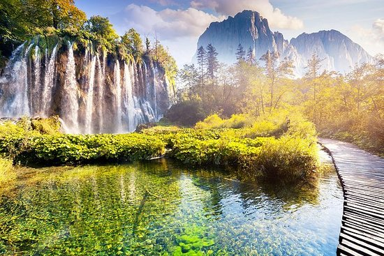 Excursion to Plitvice Lakes National...