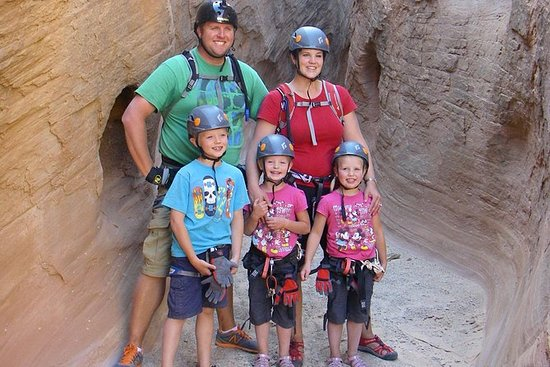 Goblin Valley State Park Canyoneering...