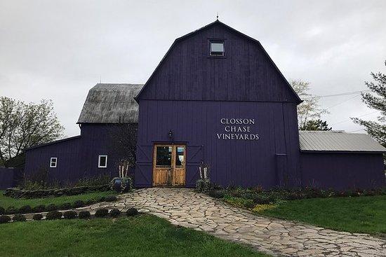 Full-Day Prince Edward County Wine...