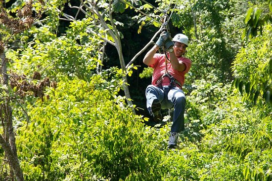 Zipline, Tubing and ATV Safari...