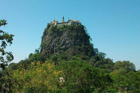 Tour completo del Monte Popa da Bagan