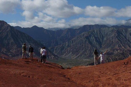 カファヤテからのエルパソハイキング