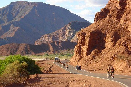 Tour in bici di Quebrada De Las