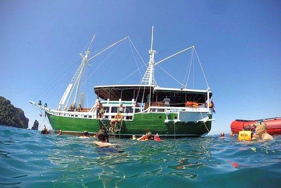 Phi Phi Highlights y Sunset Cruise en...