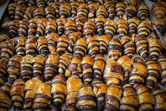 Excursão de degustação no Mercado...
