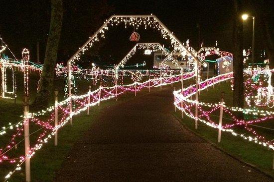 Nashville Holiday Lights Tour...