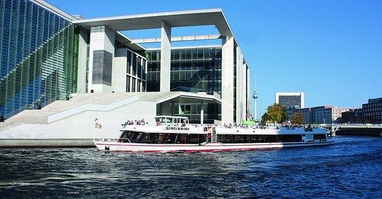 柏林周日早午餐自助游轮