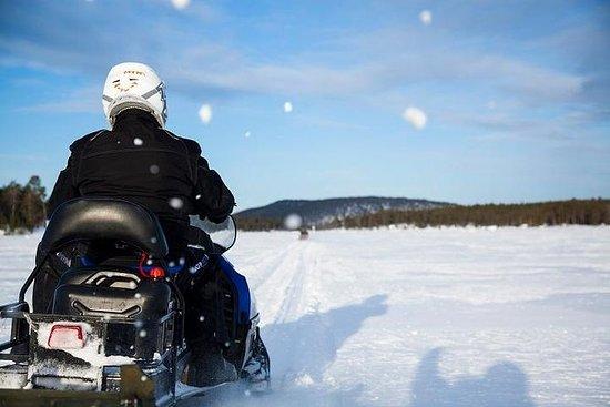 Ice Fishing Safari to Lake Inari from...