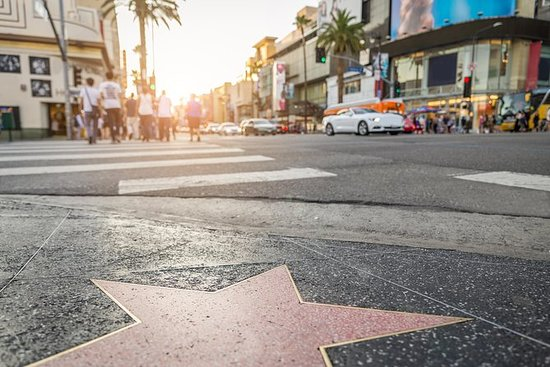 Best of Los Angeles with Movie Stars...