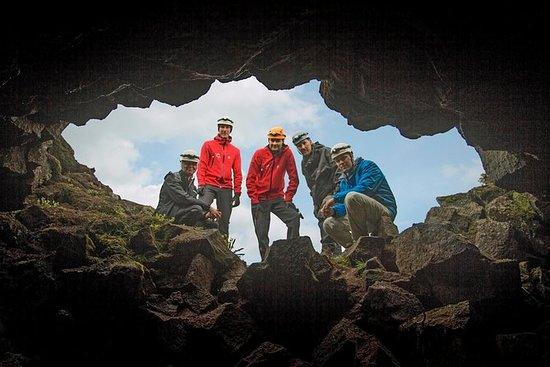 Hot Springs e Lava Cave Day Trip da