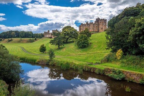 Dagtrip naar kasteel Alnwick uit Harry ...