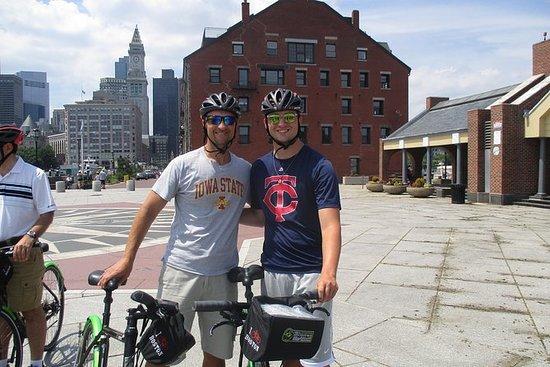 Visite à vélo de Boston