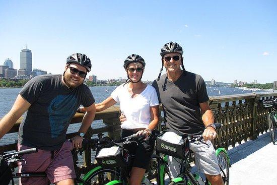 Tour de bicyclette Tour de Cambridge