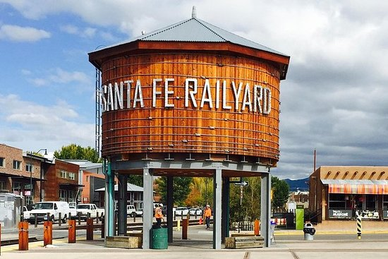 Santa Fe Railyard Arts District Food...