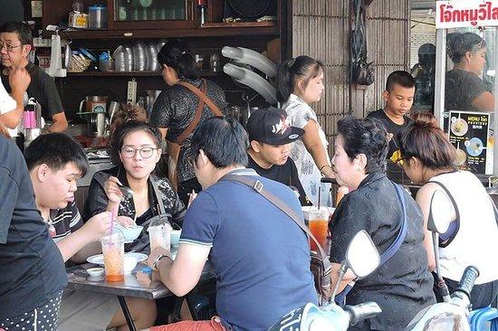 Mangia come un tour locale a Hua Hin