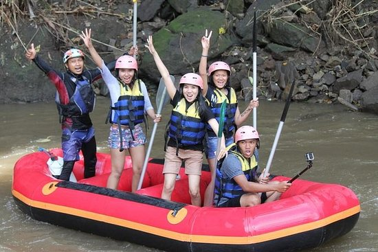 Bali Rafting Adventure with Lunch on...