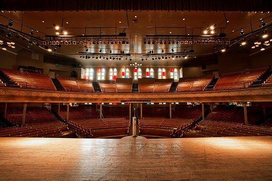 Ryman Auditorium Self Guided Backstage Tour Nashville Davidson County Tripadvisor