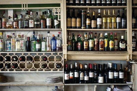 Sevilla Spanische Weinprobeerfahrung