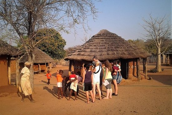 Victoria Falls Cultural Private Tour...