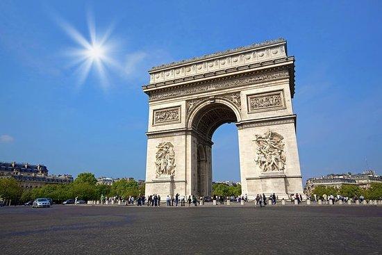 Excursion d'une journée à Paris au...
