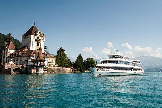 Interlaken Cruise Day Pass on Lake...
