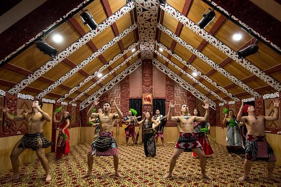 Evening Maori Cultural Performance...