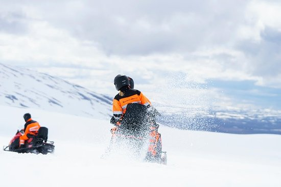 Golden Circle and Snowmobiling Small...