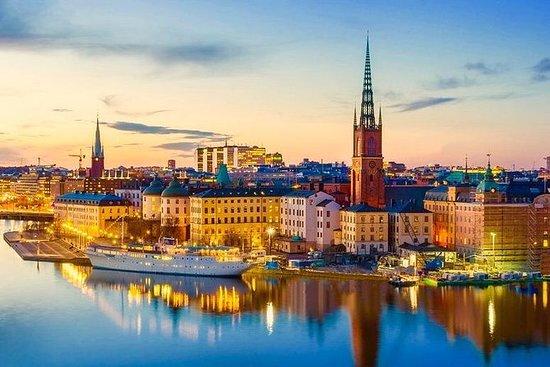 Tour privato di Stoccolma in auto