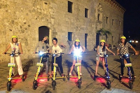 Santo Domingo noite ilumina cultura e...