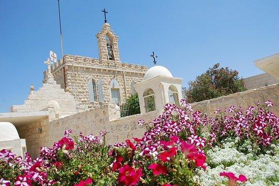 Betlehem tur fra Jerusalem