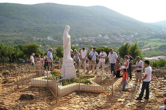 Medugorje Day Trip from Makarska...