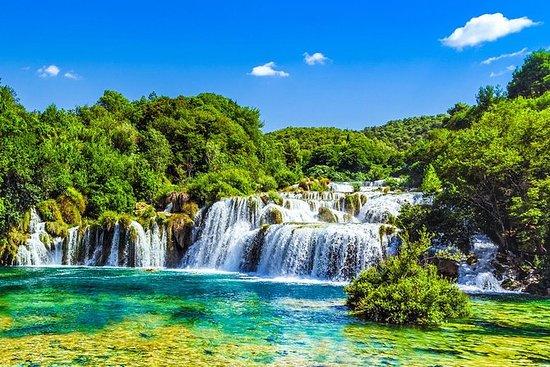 Full-Day Krka Waterfalls Tour from...
