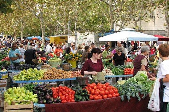 Små Gruppe Food Tour af Split Markets...