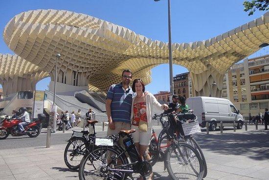 Recorrido de aventura en bicicleta...