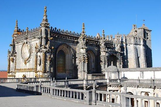 Coimbra et Tomar au départ de...